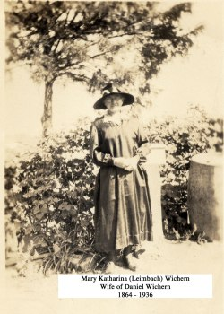 Mary Leimbach Wichern