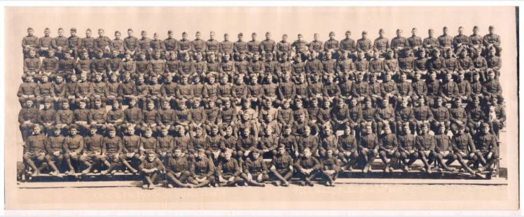 115th Machine Gun Battalion, 30th Division 1919