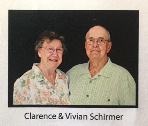 Clarence and Vivian Schirmer