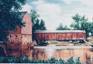 Dave Carter Bollinger Mill