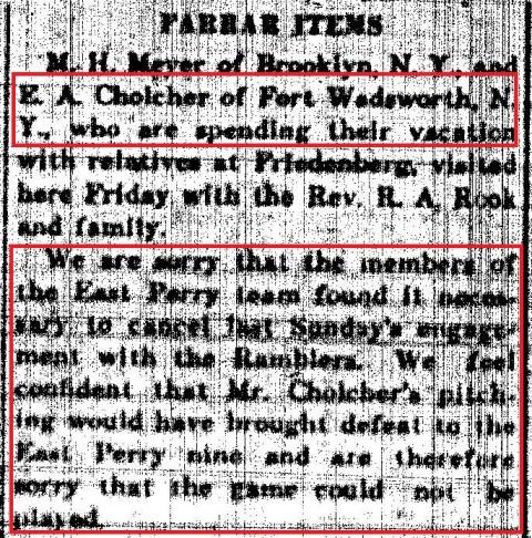 Farrar News August 20, 1925