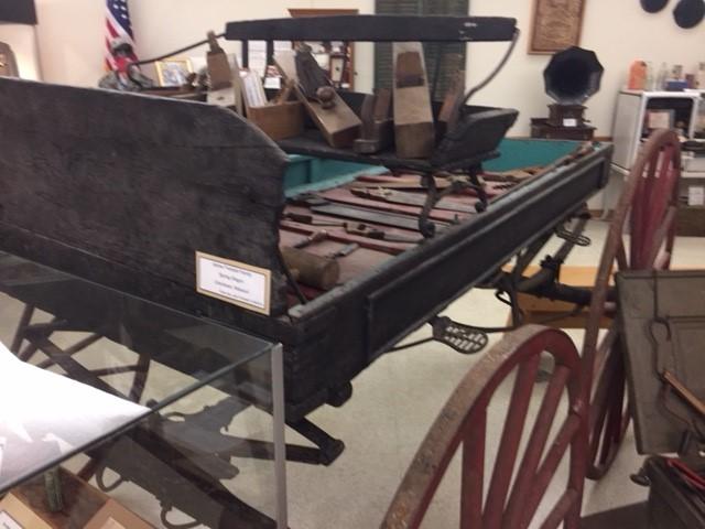 Frentzel spring wagon