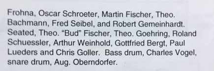 Frohna and Wittenberg bands listing (2)