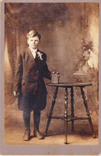 Gustav Darnstaedt young
