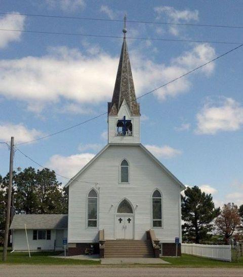 Immanuel Lutheran Church, Wakefield, Nebraska