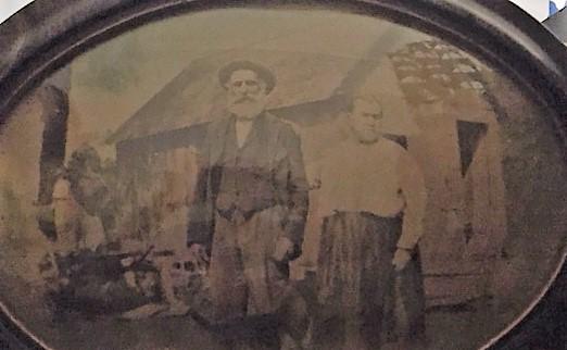 Joseph and Elizabeth Hemmann