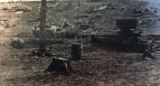 Kassel sawmill explosion 2 1919