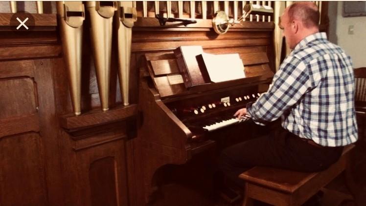 Matt Palisch organist