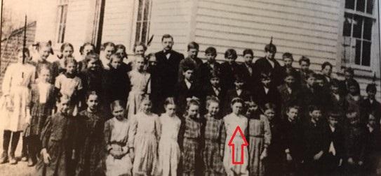 Mr. Luepke's class Grace Uniontown Bertha Kassel