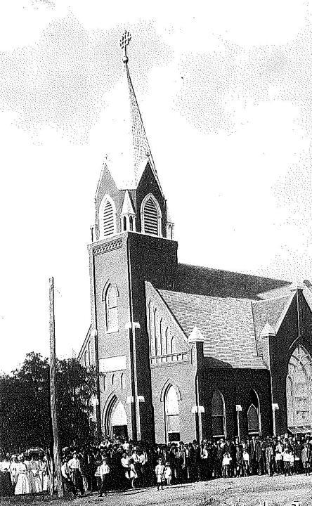 OldChurch Zion Lutheran Alva OK