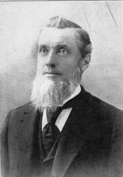 Rev. Ferdinand Doederlein