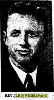 Rev. Leo Wehrspann