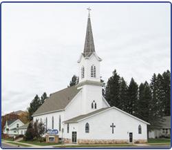 St. Paul's Lutheran Butternut WI
