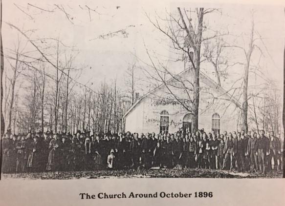 Trinity Lutheran Egypt Mills MO 1896
