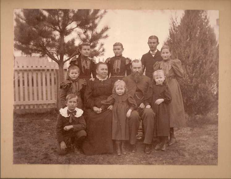 Charles Lueders family Frohna