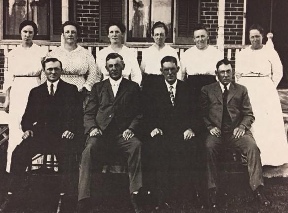 Fiehler Doberenz family