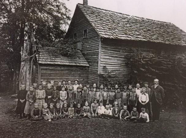 Grace Uniontown school class Herr Kanke