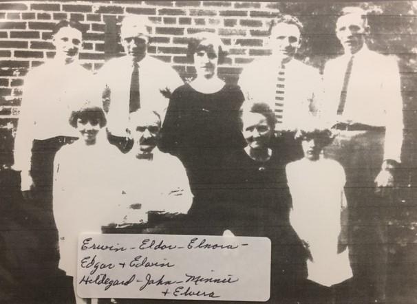 John Burroughs family