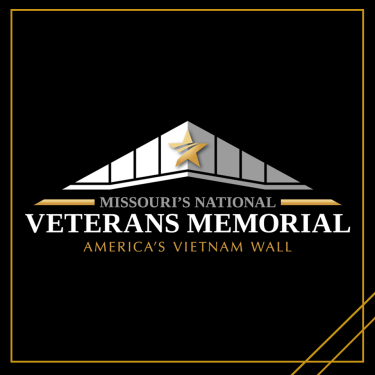 Missouri National Veterans Memorial logo