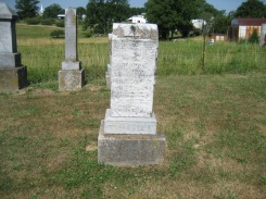 Agnes Fischer gravestone Trinity Altenburg MO