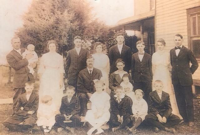 Anton Mueller family 1