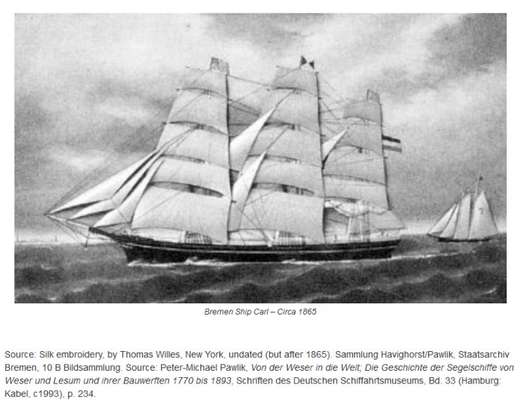 Bremen Ship Carl picture