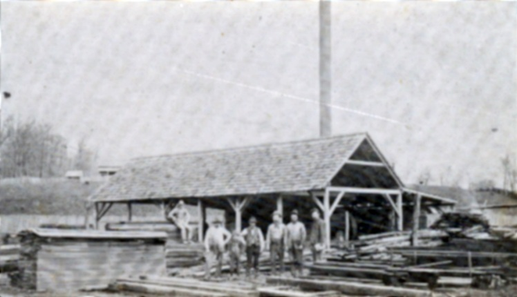 Fiehler sawmill