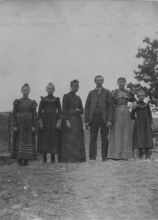 Herman Stemmermann family