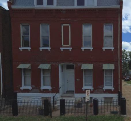 1422 Farrar St. St. Louis Welp home