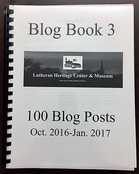 Blog Book 3