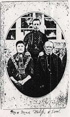 Herman and Elizabeth Welp