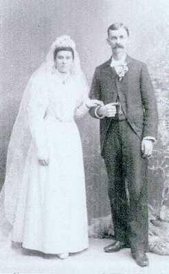 John and Lina Welp wedding