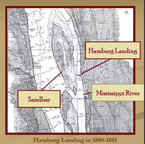 hamburg landing