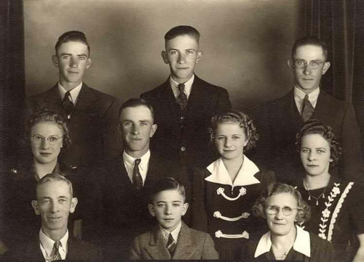 henry rauss family