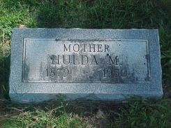 hulda ackelbein gravestone lakeside canon city co