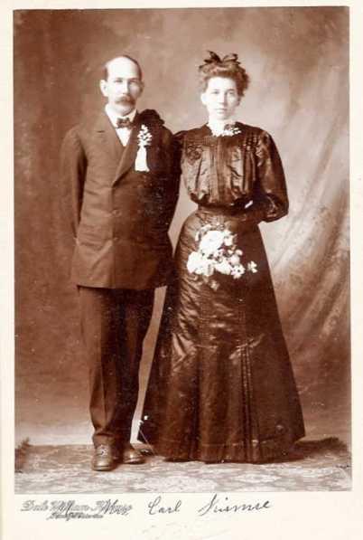 karl and amelie kirmse