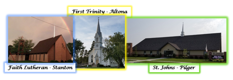 stanton altona pilger nebraska churches
