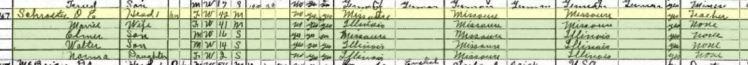 14. 1920 Illibn;ois
