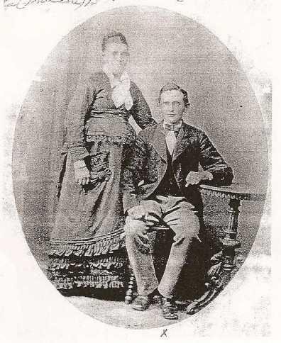 Heinrich and Bertha Fritsche