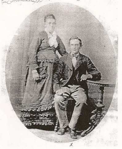 Heinrich and Bertha Fritsche