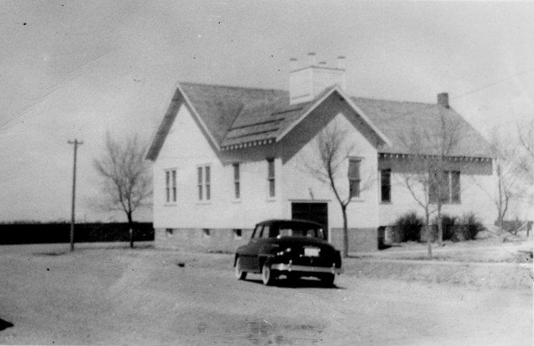 Lutheran church Gurley NE