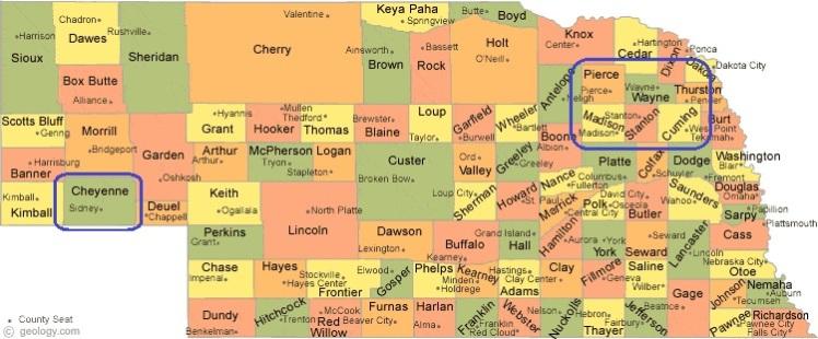 nebraska-county-map