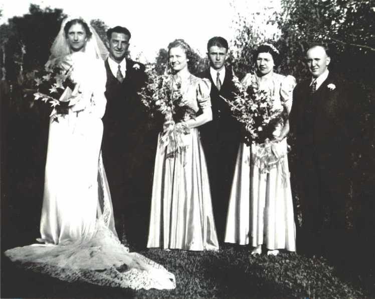 Rathjen Doering wedding