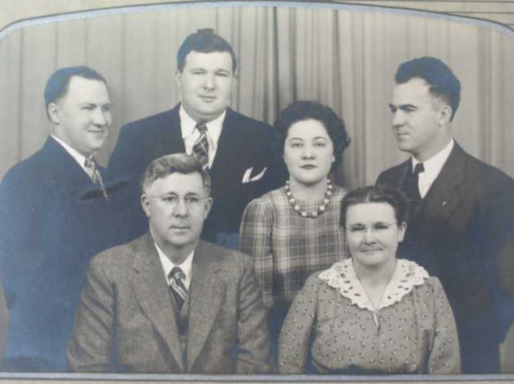 A T Lichtenegger family