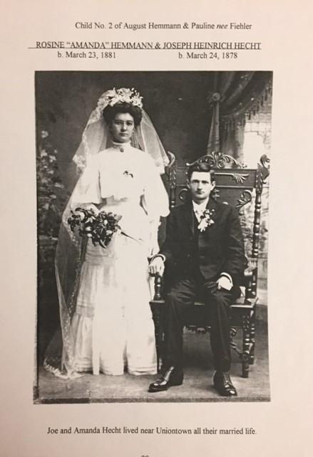 Hecht Hemmann wedding
