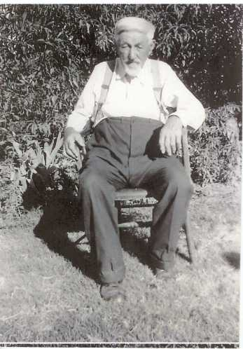 Joseph LIchtenegger late in life