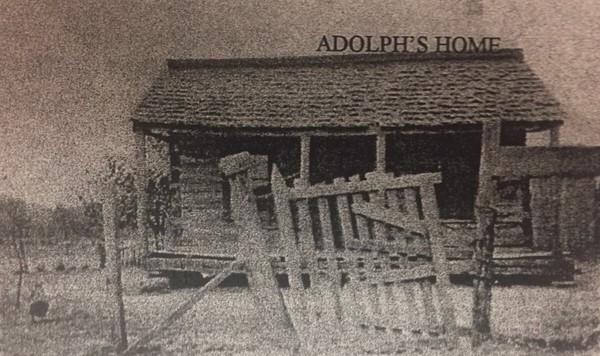 Adolph Kranawetter home