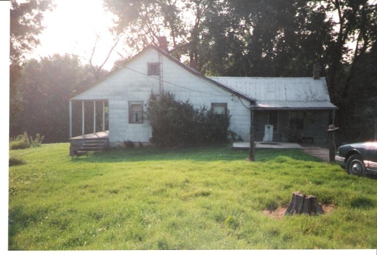 Albert and Kunigunda Hoehn Home