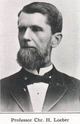 Christoph Loeber professor