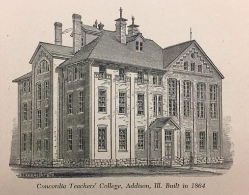 Concordia Teacher's College Addison IL